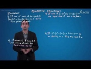 Quadratic Equations And Inequalities - Illustrations-III Video By Plancess