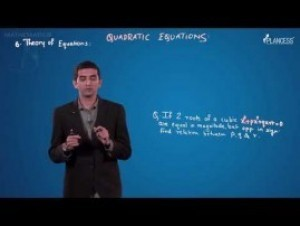 Quadratic Equations And Inequalities - Theory Of Equations Video By Plancess