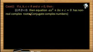 Quadratic Equations - Nature Of Roots (Session 2)