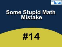 Some Stupid Math Mistake - Quadrilaterals-II Video by Lets Tute
