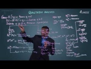 Qualitative Analysis - Basic Radicals-II - III & IV Video By Plancess