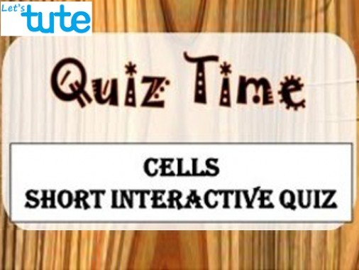 Class 9 Biology - Quiz Time - Cells Video by Let's tute