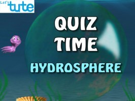 All Class Environmental Science - Quiz Time - Hydrosphere Video by Let's tute