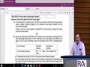 Day 7 CA/CMA/CS Final Indirect Tax Laws Crash Course