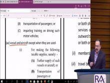 Day 8 CA/CMA/CS Final Indirect Tax Laws Crash Course