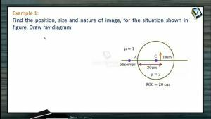 Ray Optics - Examples And Introduction To Lens (Session 14)