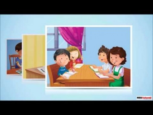 Class 9 English - Reading Context Clues Video by MBD Publishers