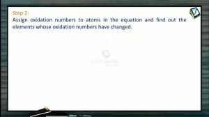 Redox Reactions - Ion Electron Method Step-2 (Session 5)