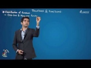 Relation And Functions - Classification Of Functions-II Video By Plancess