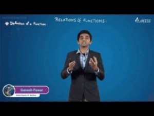 Relation And Functions - Difference Between Functions And Relations Video By Plancess