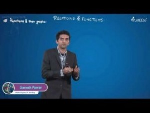 Relation And Functions - Graphs Of Functions-II Video By Plancess