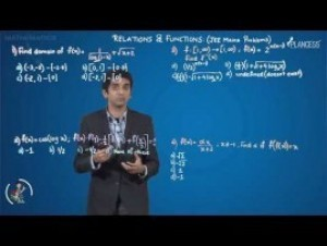 Relation And Functions - JEE Mains Problems-I Video By Plancess