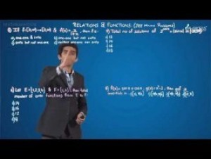 Relation And Functions - JEE Mains Problems-II Video By Plancess