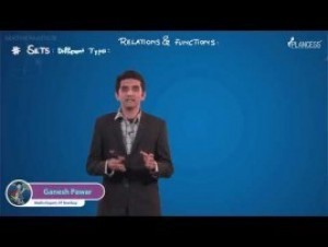Relation And Functions - Sets-II Video By Plancess