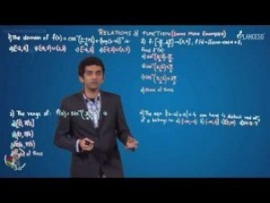 Relation And Functions - Some More Solved Examples-I Video By Plancess
