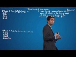 Relation And Functions - Some More Solved Examples-II Video By Plancess