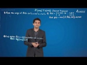 Relation And Functions - Tactical Problems-I Video By Plancess