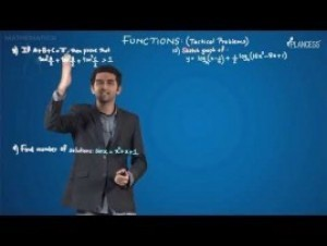 Relation And Functions - Tactical Problems-III Video By Plancess