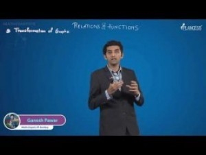 Relation And Functions - Transformation Of Graphs-I Video By Plancess
