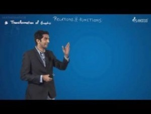Relation And Functions - Transformation Of Graphs-II Video By Plancess