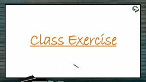 Reproduction In Organisms - Class Exercise (Session 1)