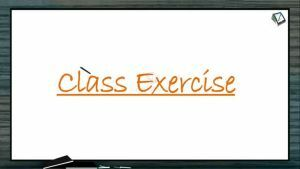 Reproduction In Organisms - Class Exercise (Session 5)
