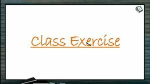 Reproduction In Organisms - Class Exercise (Session 7)