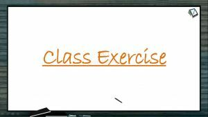 Reproductive Health - Class Exercise (Session 3)