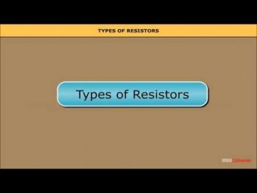 Class 12 Physics - Resistivity Of Various Materials Video by MBD Publishers