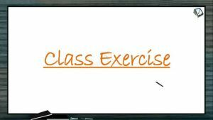 Respiration - Class Exercise (Session 2)