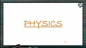 Rotational Motion - Moment Of Inertia Of A Hollow Cylinder (Session 5)
