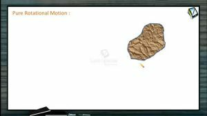 Rotational Motion - Pure Rotational Motion (Session 1)