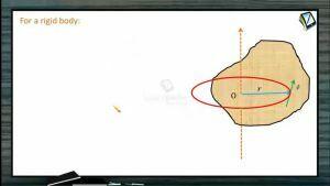 Rotational Motion - Torque And Angular Momentum For A Rigid Body (Session 8)