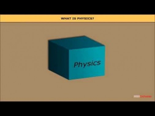 Class 11 Physics - Scope Of Physics Video by MBD Publishers