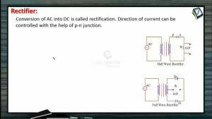 Semiconductors - Rectifier (Session 2)