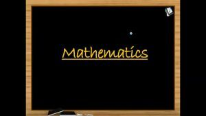 Sequence And Series - Arithmetic Means 1 (Session 3)