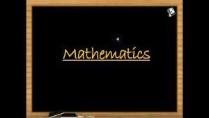 Sequence And Series - Arithmetico Geometric Progression (Session 9)