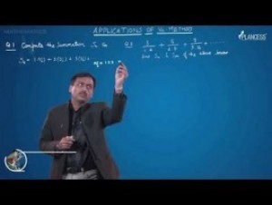 Sequences And Series - Application Of VN-Note Method-II Video By Plancess
