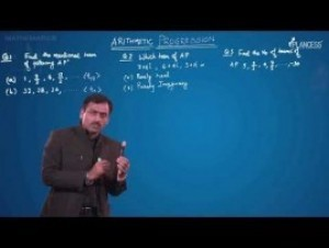 Sequences And Series - Arithmetic progression-II Video By Plancess