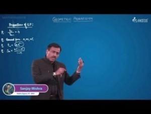 Sequences And Series - Geometrics Progression-II Video By Plancess