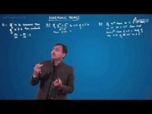 Sequences And Series - Harmonic Means-II Video By Plancess