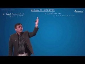 Sequences And Series - Methods Of Difference-II Video By Plancess