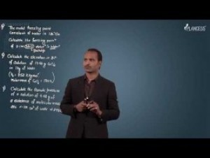 Solutions And Colligative Properties - Numerical Examples-II Video By Plancess