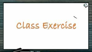 Strategies For Enhancement in Food Production - Class Exercise (Session 4)