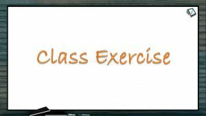 Strategies For Enhancement in Food Production - Class Exercise (Session 6)