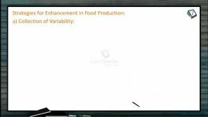 Strategies For Enhancement in Food Production - Strategies For Enhancement In Food Production (Session 2)