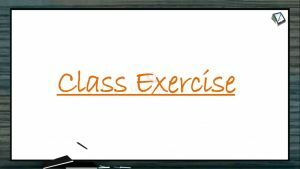 Structural Organisation in Animals - Class Exercise (Session 1)