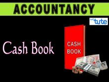 Class 11 Accountancy - Subsidiary Books Part-II - Cash Book Video by Let's Tute