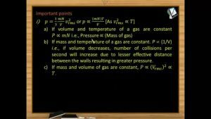 Thermodynamics - Important Points (Session 9)