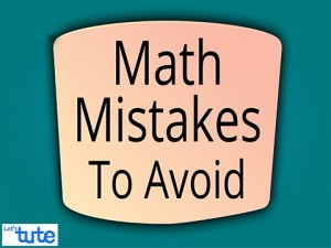 Class 10 Mathematics - Triangles - Some Stupid Math Mistakes - Similarity And Congruency Video by Lets Tute